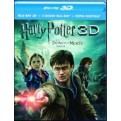 HARRY POTTER E I DONI DELLA MORTE - PARTE 2 - 3D Blu-ray
