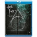 HARRY POTTER E I DONI DELLA MORTE PARTE 2 Blu-ray
