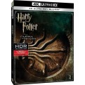 HARRY POTTER E LA CAMERA DEI SEGRETI 4K ULTRA HD+BLU-RAY