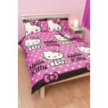 HELLO KITTY - SET DA LETTO 200 X 200 CM