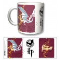 HP17 - TAZZA HARRY POTTER DRAGON