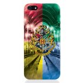 HP35 - COVER IPHONE 5 HARRY POTTER HOGWARTS OPACA