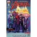 INCREDIBILI AVENGERS 1 RISTAMPA - SECOND PRINTING VARIANT