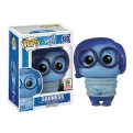 INSIDE OUT - POP FUNKO VINYL FIGURE 133 SADNESS SPARKLE HAIR SDDC 2015 EXCL