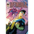 INVINCIBLE 10 - VARIANT LUCCA COMICS 2014