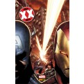 IRON MAN & NEW AVENGERS 12 - MARVEL NOW - VARIANT COVER XX