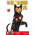 IRON MAN & NEW AVENGERS 19 - ALL NEW MARVEL NOW - COVER ANIMAL