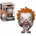 IT - POP FUNKO VINYL FIGURE 542 PENNYWISE W/SPIDER LEGS 9CM - NEW YORK TOY FAIR