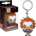 IT - POP FUNKO VINYL KEYCHAIN PENNYWISE WITH SPIDER LEGS 4CM