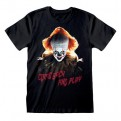 IT CHAPTER 2 - T-SHIRT - COME BACK AND PLAY M