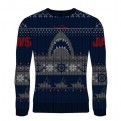 JAWS - KNITTED JUMPER - SHARK XL