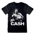 JOHNNY CASH - T-SHIRT - FINGER XL