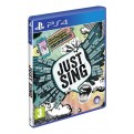 JUST SING ITA PS4