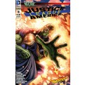 JUSTICE LEAGUE AMERICA THE NEW 52 (LION) 10