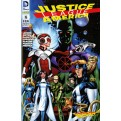 JUSTICE LEAGUE AMERICA THE NEW 52 (LION) 15