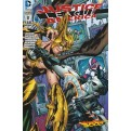 JUSTICE LEAGUE AMERICA THE NEW 52 (LION) 17