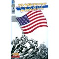 JUSTICE LEAGUE AMERICA THE NEW 52 (LION) 1 - EDIZIONE JUMBO
