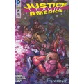 JUSTICE LEAGUE AMERICA THE NEW 52 (LION) 25