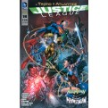 JUSTICE LEAGUE THE NEW 52 (LION) 18