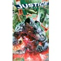 JUSTICE LEAGUE THE NEW 52 (LION) 20