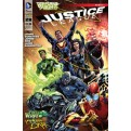 JUSTICE LEAGUE THE NEW 52 (LION) 28