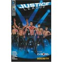 JUSTICE LEAGUE THE NEW 52 (LION) 48 - VARIANT CINEMA