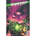 JUSTICE LEAGUE VOL.4: LA RETE - NEW 52 LIMITED 51