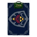 LEGEND OF ZELDA - ZERBINO 40x60 - HYLIAN SHIELD