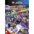 LEGO: DC - JUSTICE LEAGUE CONTRO BIZARRO LEAGUE DVD