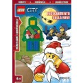 LEGO ACTIVITY - CITY - INSEGUIMENTO SULLA NEVE