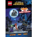 LEGO ACTIVITY - DC COMICS - BATMAN