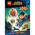 LEGO ACTIVITY - DC COMICS - SUPERMAN