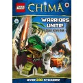 LEGO ACTIVITY - LEGEND OF CHIMA - GUERRIERI, UNITEVI