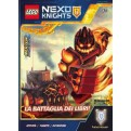 LEGO ACTIVITY - NEXO KNIGHTS - LA BATTAGLIA DEI LIBRI
