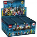 LEGO MINIFIGURES 71020  - MINIFIGURES LEGO BATMAN MOVIE SERIE 2 - ESPOSITORE 60 PZ.