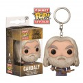 LORD OF THE RINGS  - POP FUNKO VINYL KEYCHAIN GANDALF 4 CM