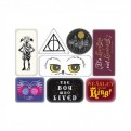 MAGEHP03 - HARRY POTTER - EPOXY MAGNET SET - HARRY POTTER (CHARACTERS)