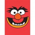 MAGMMP01 - MUPPETS - MAGNET METAL - MUPPETS (ANIMAL)
