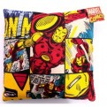 MARVEL - CUSCINO IRON MAN VINTAGE 40 X 40CM