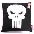 MARVEL - CUSCINO PUNISHER LOGO 40 X 40CM