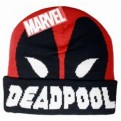 MARVEL - N019 - CUFFIA DEADPOOL LOGO