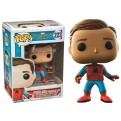 MARVEL - SPIDER-MAN HOMECOMING - POP FUNKO VINYL FIGURE 223 HOMEMADE SUIT UNMASKED SPIDEY 9CM