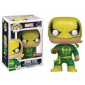 MARVEL COMICS - POP FUNKO VINYL FIGURE 188 IRON FIST CLASSIC