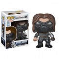 MARVEL COMICS - POP FUNKO VINYL FIGURE 44 WINTER SOLDIER 10 CM