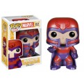 MARVEL COMICS - POP FUNKO VINYL FIGURE 62 MAGNETO METALLIC EXCLUSIVE 10 CM