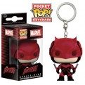 MARVEL COMICS - POP FUNKO VINYL KEYCHAIN DAREDEVIL 4 CM