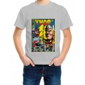 MARVEL COMICS - T-SHIRT BAMBINO THOR COVER 7-8 ANNI
