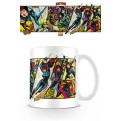 MARVEL COMICS - TAZZA - BLACK WIDOW