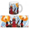 MARVEL COMICS - TAZZA - DEADPOOL GUERRILLA