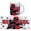 MARVEL COMICS - TAZZA - DEADPOOL KATANA RAMA